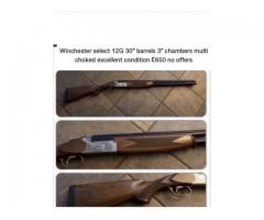 Winchester select Select 12 bore