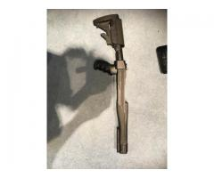 RUGER 10/22 STRIKEFORCE ADJUSTABLE STOCK