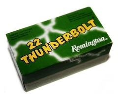 REMINGTON - HV -THUNDERBOLT SOLID 40Gr CODE AMMO 093