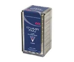 CCI Rimfire .17HMR Premium V.Shock 17g- CODE AMMO 081