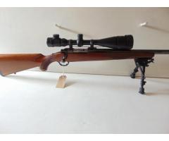 Ruger M77 Bull Barrel .22-250 Remington