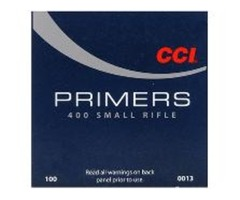SMALL RIFLE PRIMERS - PRODUCT CODE3350