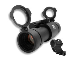 1 x Tactical Red & Green Dot Sight With Cantilever Weaver Mount NCSTAR