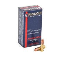 Fiocchi High Velocity 22LR Box of 50rnds