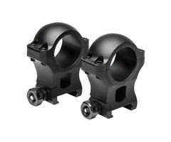 Hunter Series Scope Ring Mounts - 3 Heights