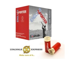 Lyalvale Express English Sporter 12g Shotgun Cartridges
