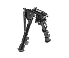 Precision Grade Compact Bipod - Friction Type NCSTAR