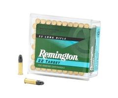 Remington Target .22 LR Ammunition 100rnds
