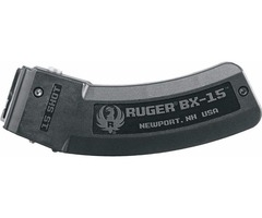Ruger BX15 Magazine 15 Rounds