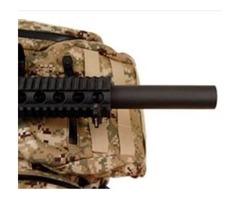 Threaded Barrel Shroud (6 inch) for S&W MP15-22