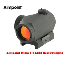 Aimpoint MICRO T-1 2MOA ACET Red Dot Sight