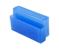 Berrys Slip Top 20 RD Blue Rifle Ammo Box