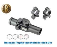 Bushnell Trophy Handgun / Shotgun 4 Multi Reticle Red Sight