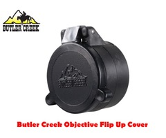 Butler Creek Flip-up Lens Covers Objective