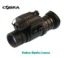 Cobra Lance Gen 2 + Night Vision Monocular