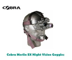 Cobra Merlin EX Night Vision Goggles