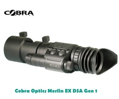 Cobra Optics Merlin EX DSA Gen 1 Night Vision Weapon Scope