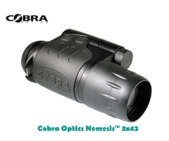 Cobra Optics Nemesis 3×42 Gen 1 Night Vision Monocular
