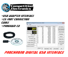 Competition Pro Chrono Digital Electronic USB Interface