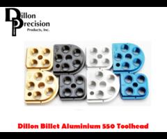 Dillon 550 Billet Aluminum Toolhead